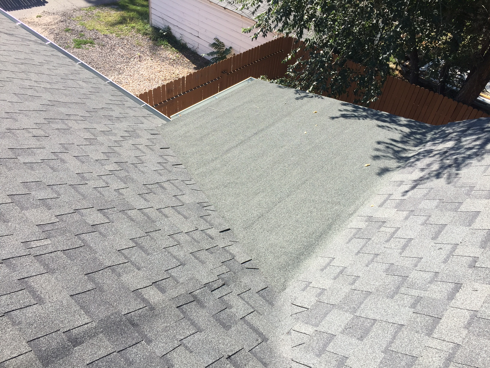 New House Roof Oakridge Estate Gray Shingles And Sbs
