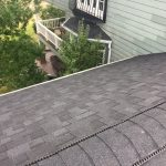 new house roof installation Fort Collins Lomanco-Omni-roll ridge vent