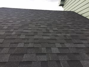 new house roof installation Fort Collins Oakridge Onyx Black
