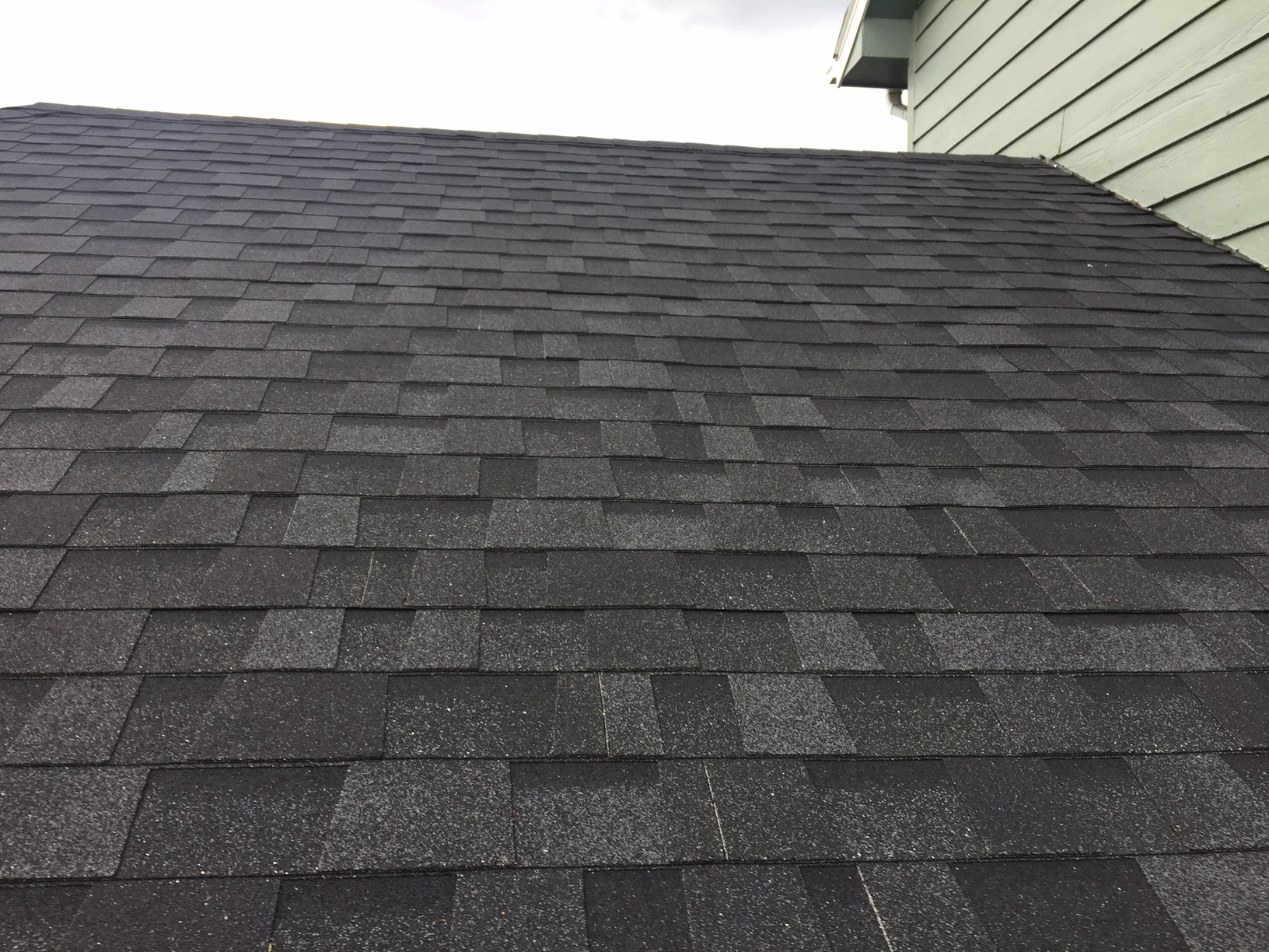 New House Roof Install Fort Collins Owens Corning Oakridge