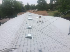 new house roof oakridge shasta white
