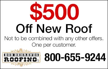 roof coupon for $500 off a new roof
